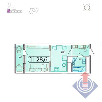 Продажа квартиры, Мытищи, Мытищинский район, Купить квартиру в новостройке от застройщика в Мытищах, ID объекта - 328979251 - Фото 1