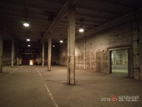 Склад с пандусом и разгрузочной площадью (640кв.м) - Фото 3