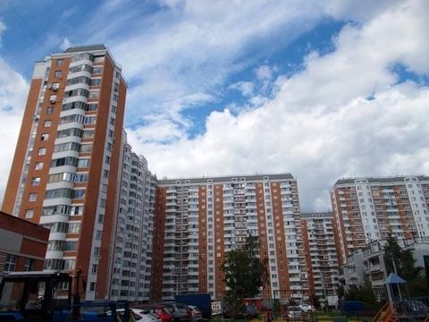 Сдается 1-комнатная квартира Брехово мкр Школьный. - Фото 1