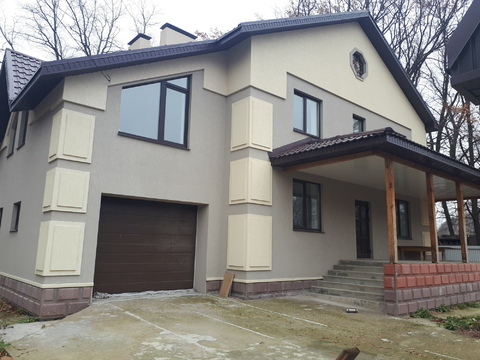Дом в пгт. Волжский, Царевщина - Фото 1