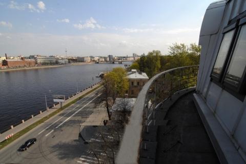 Элитная 4-к. квартира с видом на Неву. Аптекарская наб. - Фото 1