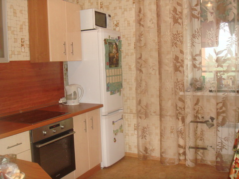 Однокомнатная квартира в г. Пушкино Московский пр-т дом 57к1 - Фото 1
