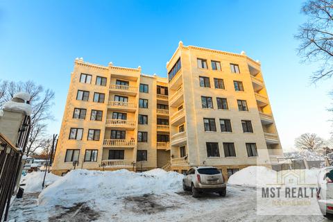 Однокомнатная квартира свободной планировки в ЖК Премьер. Видное - Фото 1