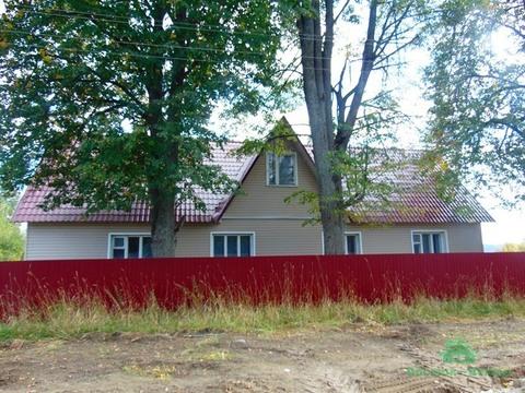 Дом 250 кв.м. в дер.Акулово - 100 км от МКАД по Щелковскому шоссе - Фото 1