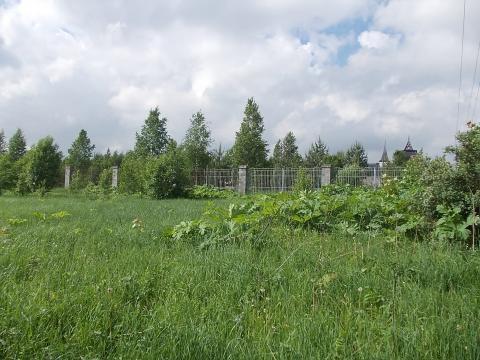 Продам земельный участок в д.Павловское Истринского р-на Московской об - Фото 1