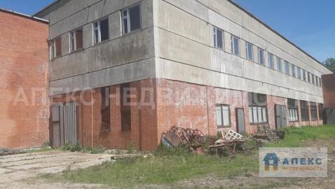 Аренда склада пл. 5900 м2 Чехов Симферопольское шоссе в складском . - Фото 1