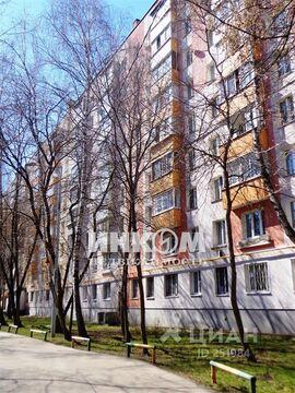 1-к кв. Москва Минусинская ул, 16 (29.5 м) - Фото 1
