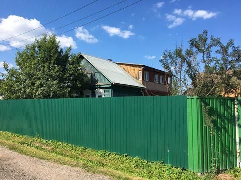 Продается дом по Киевскому шоссе, Новая Москва. - Фото 1