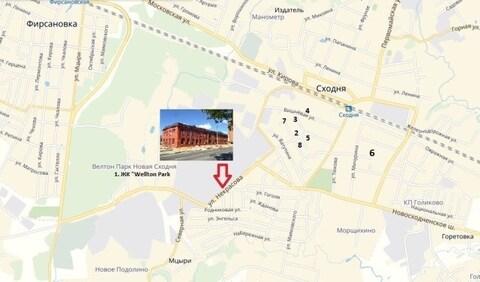 А53842: Торговый комплекс, Химки, м. Пятницкое шоссе, улица Некрасова, . - Фото 5