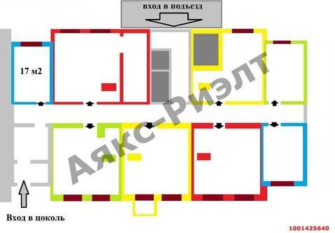 Продажа торгового помещения, Краснодар, Ул. Зиповская - Фото 1