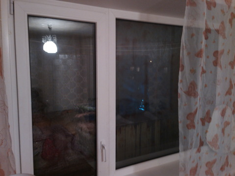 Сдам 1-к квартиру 35 м2 5/5 эт. в р-не Теплотеха за 9тыс+свет - Фото 4