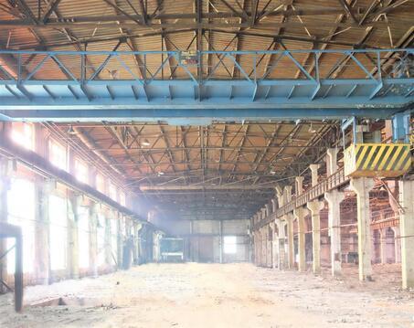 Производственно-складское здание 12 700 кв.м. - Фото 1