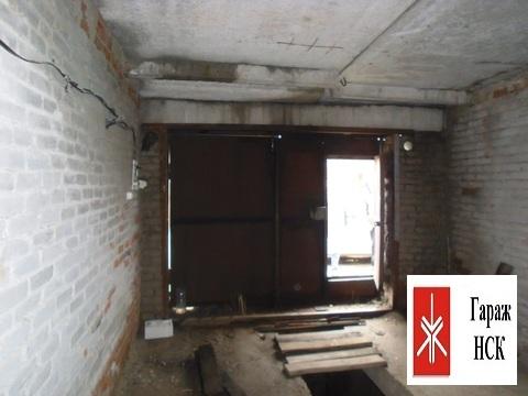 Продам капитальный гараж. ГСК Башня №252. вз Академгородка - Фото 4