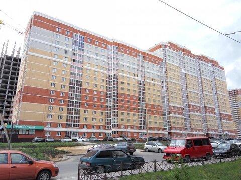 Квартира в новостройке: г.Липецк, Осканова улица, д.6 - Фото 1