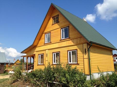 Новая дача на р.Волга - Фото 2