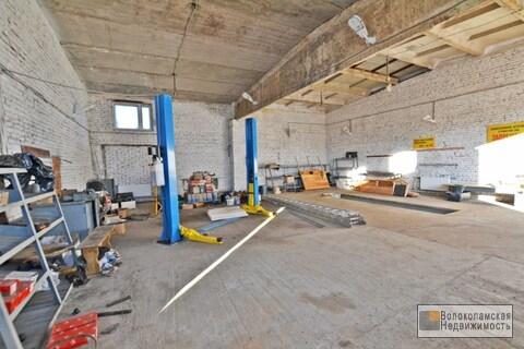 Здание под производство, склад или автосервис в Волоколамске - Фото 5