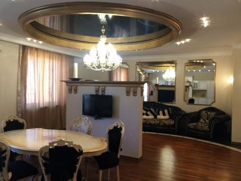 4-комнатная квартира 140 кв.м. 4/6 кирп в ЖК Панорама на . - Фото 5