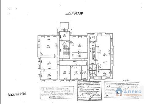 Продажа помещения свободного назначения (псн) пл. 1237 м2 под банк, . - Фото 3