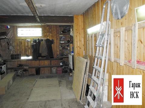 Продам капитальный гараж. ГСК Башня №100. На 2 авто. вз Академгородка - Фото 4