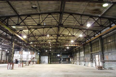 Сдам производственно - складской цех 2200 кв.м.