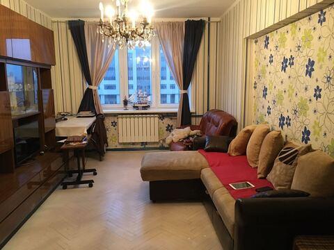Аренда двухкомнатной квартиры - Фото 1