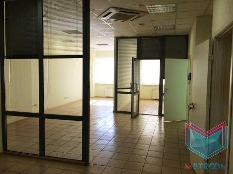 БЦ Серго. 6 этаж. Офис 118 кв.м. - Фото 1