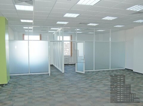 Офис с видом на Газпром, ЮЗАО, ифнс 28. - Фото 5
