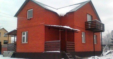 2-х этажный дом 130м2 д. Карпово с газом, 3км от Малоярославца - Фото 1