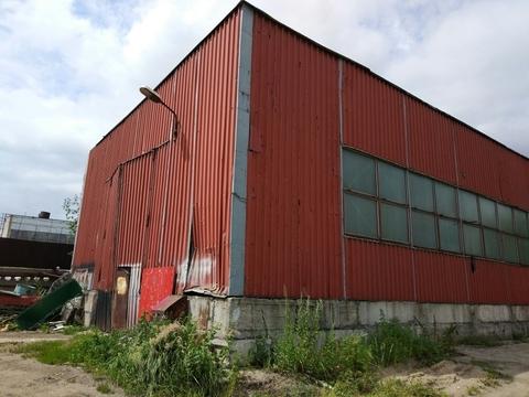 Предлагается в аренду промышленно-производственная база - Фото 5
