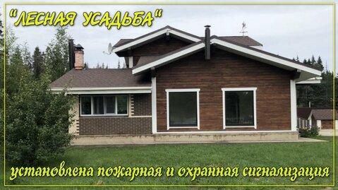 """Уникальный дом - """"лесная усадьба"""", на 30 сотках - ИЖС. - Фото 4"""