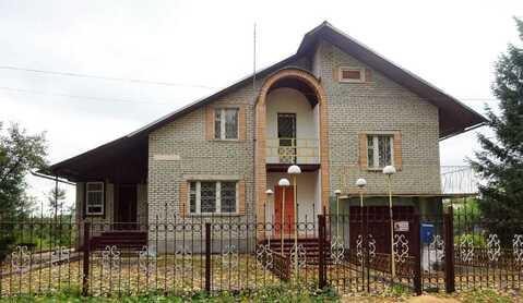 Продажа коттеджа 181 кв.м, Ясногорский район, п. Боровковский