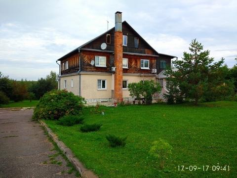 Дом 520 кв. м. д. Курлутовка Тульская область - Фото 2