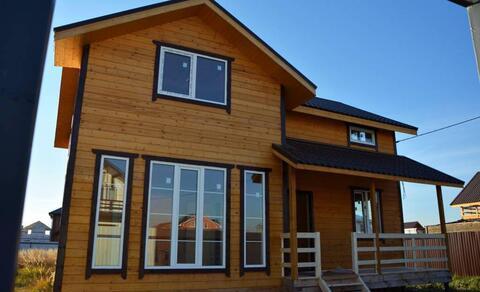 Продается новый дом 142м2 на 8 сот. с.Малышево, Раменский район - Фото 2