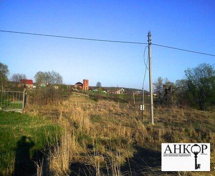 Участок 12 соток 3 км от пгт Оболенск Симферопольское шоссе 90 км - Фото 4