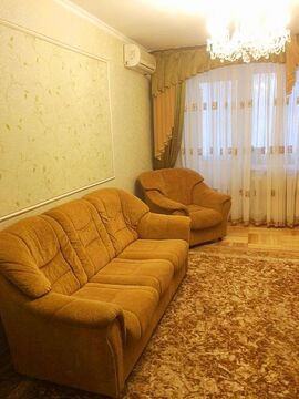 Продается квартира г Краснодар, ул им Академика Пустовойта, д 4, Продажа квартир в Краснодаре, ID объекта - 333122560 - Фото 1