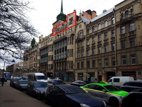 Продажа прав аренды помещения, метро Горьковская. - Фото 3
