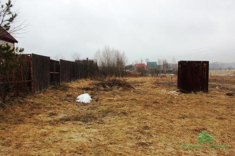 15 сот под ИЖС на берегу реки в д.Юрцово - 85 км Щелковское шоссе - Фото 4