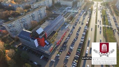 """Продается 5 этаж в БЦ""""Капитал"""" 1160.8кв.м. г. Обнинск - Фото 1"""