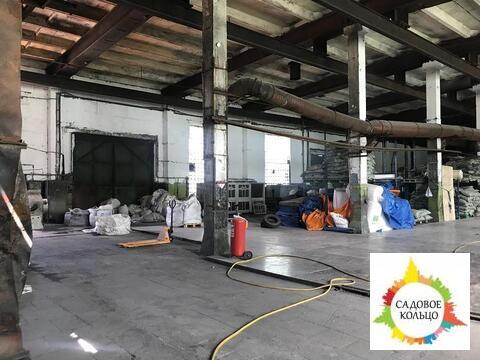 Под произ-во/склад, отаплив, выс. потолка: 6 м, пол-бетон, 2-е ворот - Фото 5