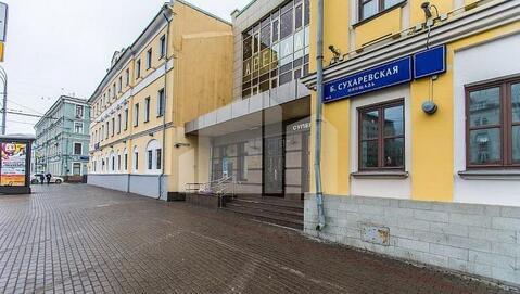 Сдам Бизнес-центр класса A. 7 мин. пешком от м. Сухаревская. - Фото 2