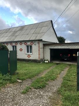 Продажа дома, Брянск, Добрунь - Фото 1