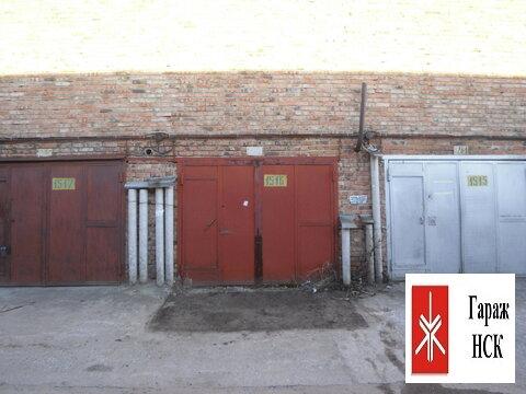 Продам капитальный гараж, ГСК Сибирь № 1516, ул. Пасечная 3 к3 - Фото 1