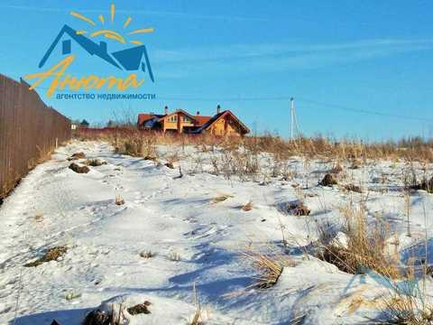 Участок 9 соток в Тростье Жуковского района Калужской области - Фото 2