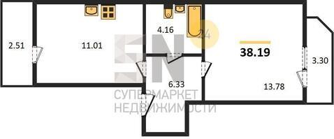 Продается 1-ая квартира на ул. Куйбышева