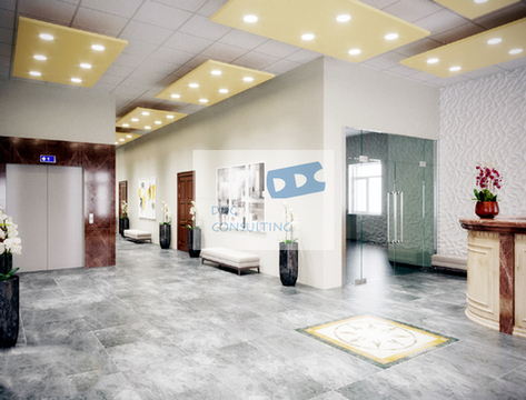 """Офис 53,9 кв.м. на 1 этаже в БЦ """"л190"""" - Фото 2"""