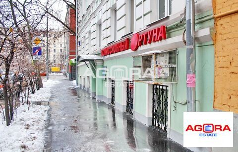 Продажа офиса, м. Маяковская, Ул. Тверская-Ямская 3-Я - Фото 5
