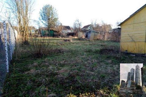 Продается земельный участок площадью 8 соток с дачным домиком площадью . - Фото 4