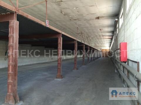 Аренда помещения пл. 1200 м2 под склад, производство, Внуково . - Фото 1