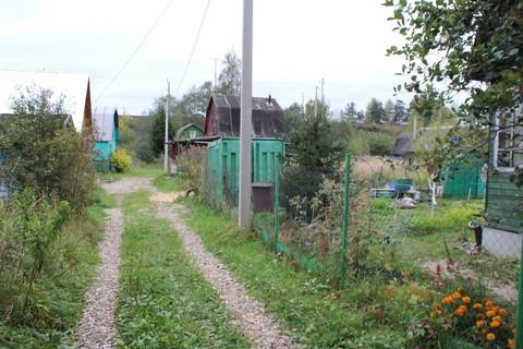 Дача щитовая на участке 4 сотки в СНТ Мичуринец рядом с городом Алекс - Фото 3