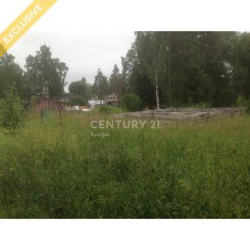 Продажа земельного участка 10 соток в г. Суоярви (ИЖС) - Фото 1